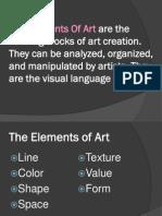 elements slide show