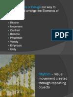 principles slide show