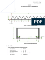 Perencanaan Jembatan Rangka Baja