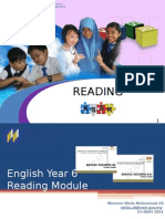 3 Reading Year 6 SJK