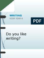 5 Writing Year 6