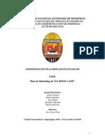 Trabajo de Mercadotcnia .doc