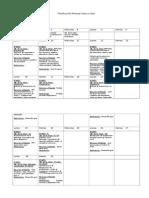 Calendario de plani-docente- 8° matematica