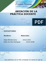 Organización de La Práctica Docente