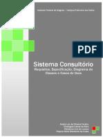 Especificação de Sistema de Consultório Médico