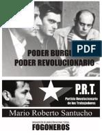 Poder Burgués y Poder Revolucionario - Roberto Santucho - PRT