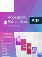 Accesibility for Public Uses#2