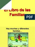 El libro  de las familias