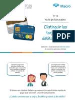 Guia Para Distinguir Credito y Debito