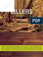 Digital Booklet - Sawdust