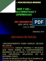 GSY Y RMR