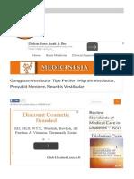 Gangguan Vestibular Tipe Perifer_ Migrain Vestibular_ Penyakit Meniere_ Neuritis Vestibular _ Medicinesia