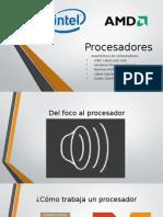 Procesadores - Arquitectura de computadoras
