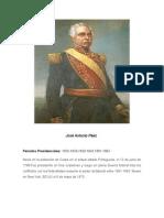 Album de Los Presidentes de Venezuela