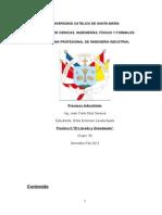 Procesos Industriales 1- Limado