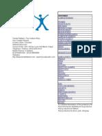 Inventario Clientes Bmx 2015
