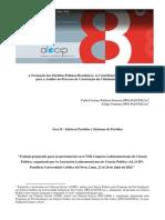 A Formação dos Partidos Políticos Brasileiros