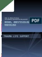 Les Bedah, Anestesiologi, Radiologi
