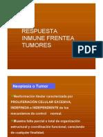 Neoplasias y Transplantes