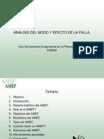 AMEF de Proceso