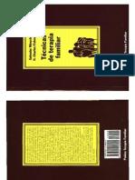 Salvador Minuchin - Técnicas de Terapia Familiar libro