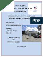 Medicamentos Clinica Tere