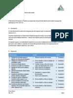 Informe Inspeccion Sala Eléctrica de Secado