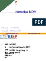 (632354715) Informatica MDM Demo