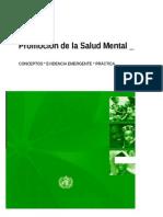 Promocion de La Salud Mental[1]