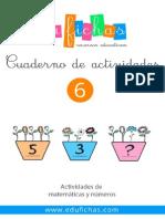cuadernillo matematicas infantil