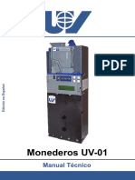 Azkoyen Monederos Uv-01