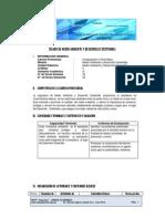 Medio Ambiente y Desarrollo Sostenible(1)