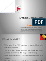introduction to voip