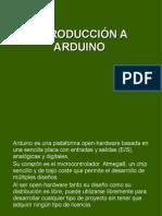 Introduccion Arduino