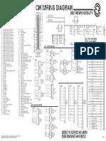 Diagrama Electrico Caterpillar 3406E C10 & C12 & C15 & C16[2