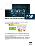 Tutorial Uso Gpg4win Cifrado Ficheros