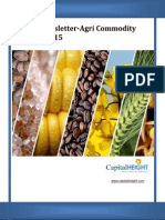 Daily Agricommodity Market Newsletter With Live NCDEX Tips