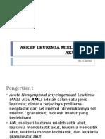 Askep Leukimia Mielogenus Akut (Aml)
