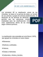 Clasificacion de Los Minerales (1b)