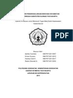 Manajemen Bencana Kecamatan-cangkringan