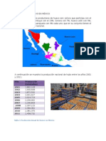 Producción de Huevo en México