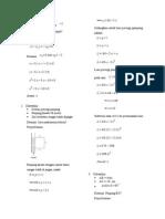 UN matematika 2004 kunci