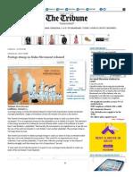 Postage Stamp on Kuka Movement Released