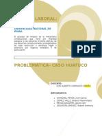 EL AMPARO LABORAL