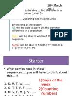 2) Finding Linear Rule