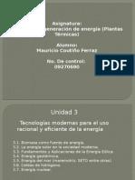Global de Sistemas de Energía