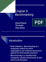 Benchmarking(Tim Rachal Chris)