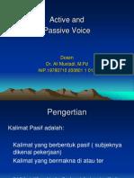10 Active-Passive Voice