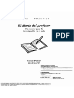 4.PORLAN, Rafael El Diario Del Profesor