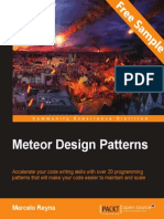 Meteor Design Patterns - Sample Chapter